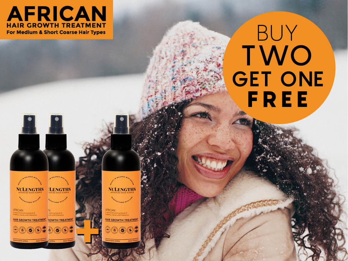 *Special* African Hair Growth Treatment